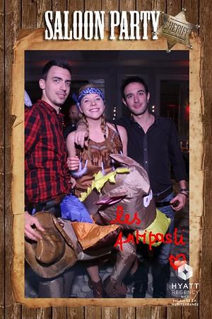 Saloon Party Hyatt