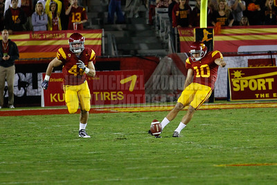 USC v Arizona State 11/06/10
