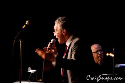 Catalinas:  Mark Winkler, Cheryl Bentyne, Tony Russell