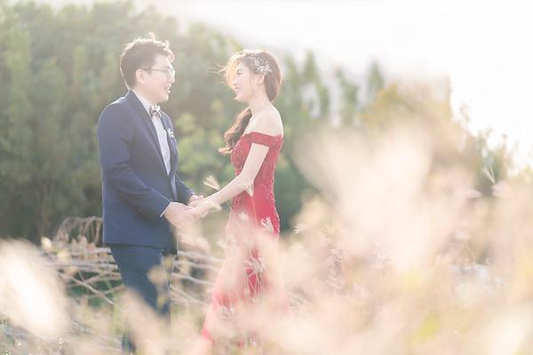 婚禮攝影_台南商務會館_自然清新_美式風格