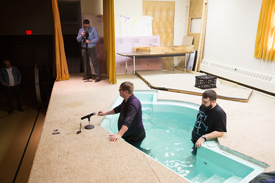 Baptism Service March 2018