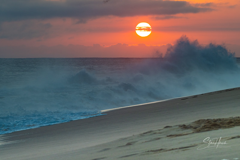 Cabo wave sunset 2
