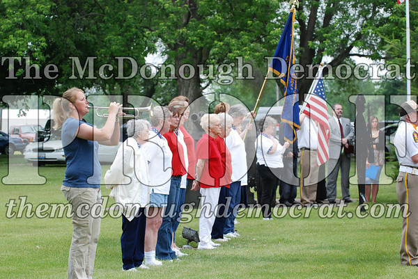 2007 Services at Bushnell's VFW Park
