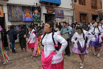 Virgin Of Carmen Festival, Peru