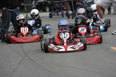 Kids Karts Qualifying