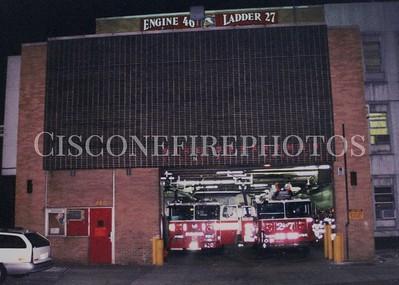 Engine 46 - Ladder 27 - SLC 27