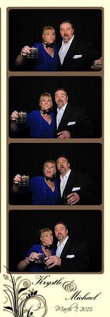Krystle and Michael Kite Wedding
