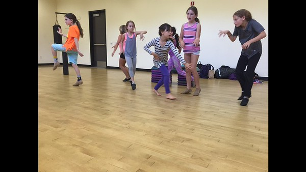 Dance Intensive 2015