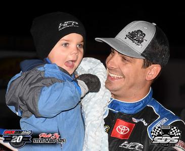 Georgetown Speedway - 3/7/20 - Steve Sabo (SDS)