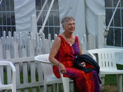 Celebrating Grandma Logcabin
