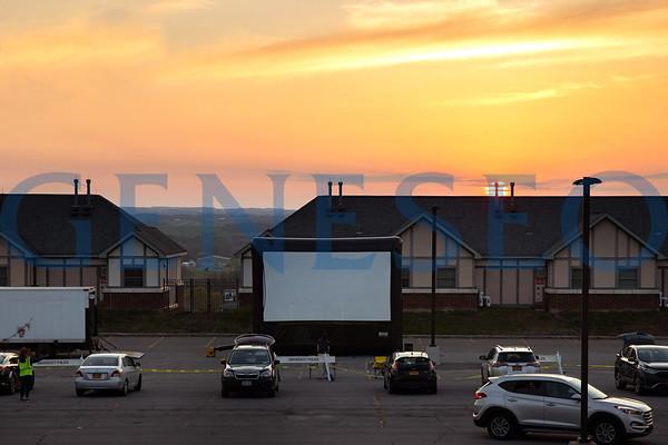GCAB Drive-In Movie Night