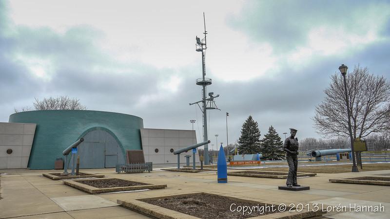 USS South Dakota (BB 57) Memorial - Sioux Falls, SD