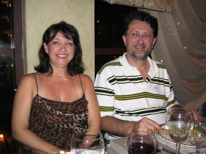 At El Patio restaurant - 7