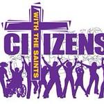 Citizens With The Saints Logo