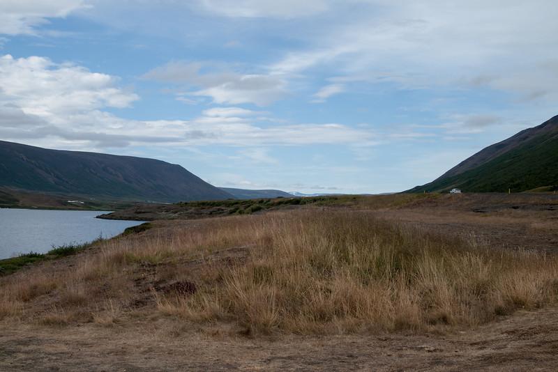 On the way towards Siglufjordur