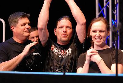 Baptism Prayer and Praise Feb 8 09