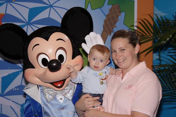 Disney January 2007