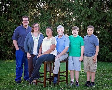 Gilstrap Family - July 2016