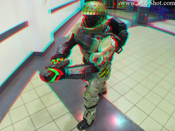 HEX 2011 Anaglyph