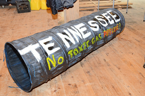 Natural Gas Pipeline meeting in Ashburnham