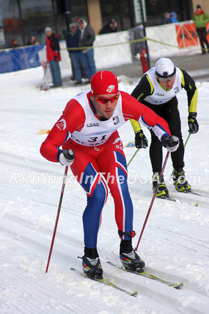 Winter Festival XC Ski Qualification races
