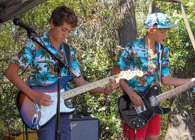 Band: Millionaire Beach Bums