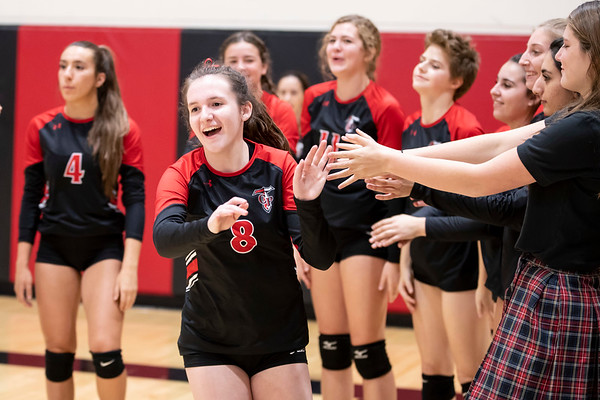 Girls Volleyball 9/18/18