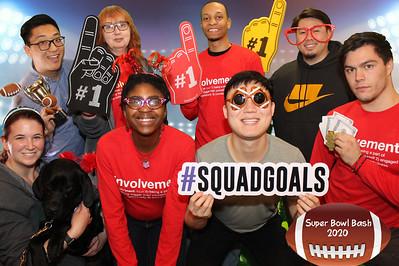 Rutgers Super Bowl Bash 2020