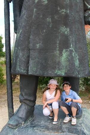 2009 Statue Park Erd