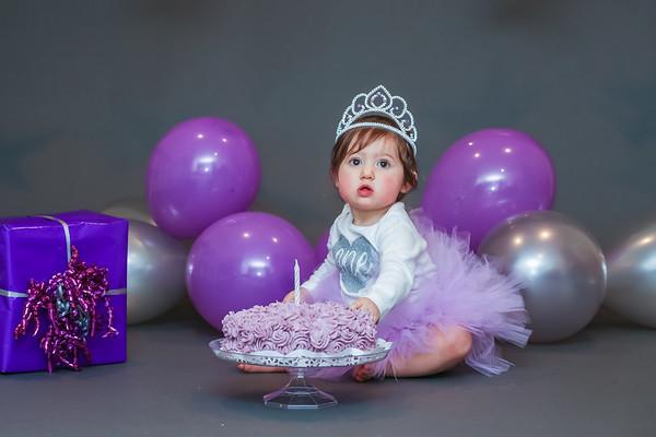 Indigo's 1st Birthday