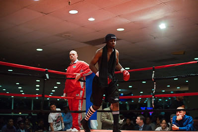 Keystone Boxing Presents the Fights at Rosecroft