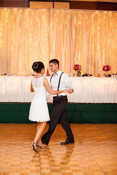 Dances - Katie and Adam
