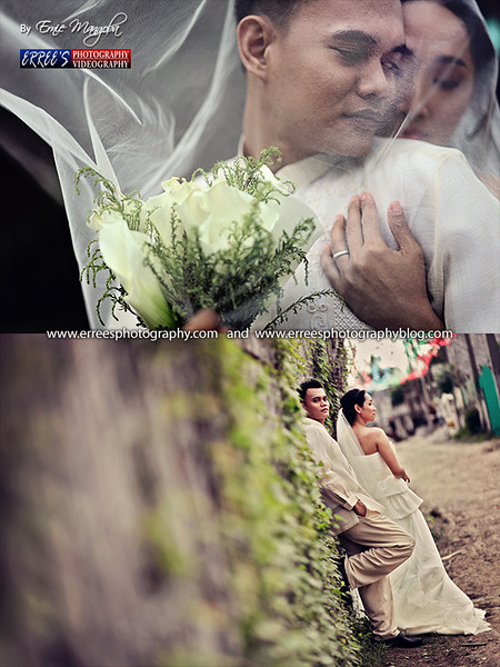 """"""" top wedding photographers of the Philippines, Manila best wedding photographer, Ilocos best wedding Photographer / Erree's Photography  ~ When you say  I LOVE YOU """" ~ Christian and Joanne Wedding"""