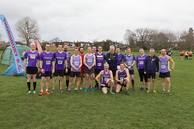 Pittville Park Cross Country - 17th February 2019