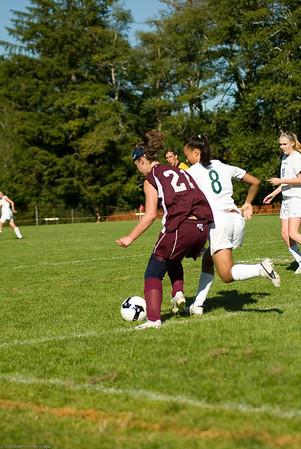 Montesano HS vs. Overlake HS, girls varsity, September 13, 2008