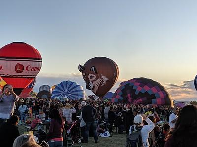 2019 ABQ Balloon Fiesta