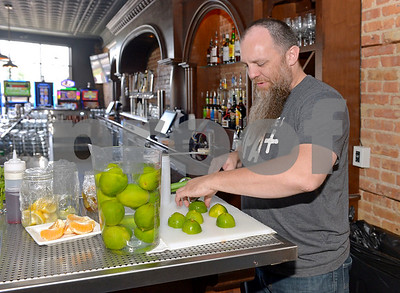 Lavergne's Tavern recently opened in the old Garv Inn location in Berwyn