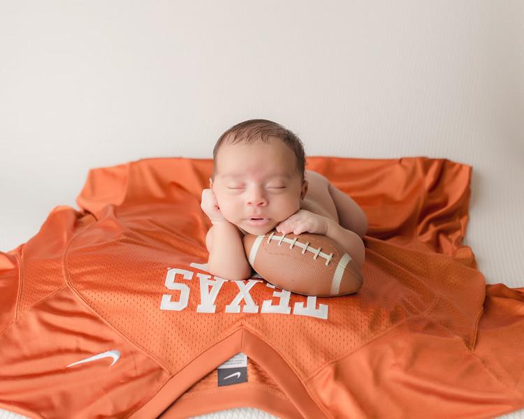 Austin Cain Newborn session