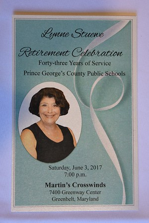 Lynne Retirement Celebration