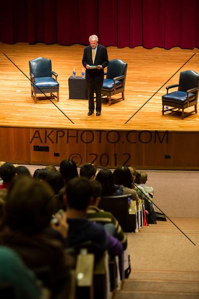 University of Denver - Jefferson Hamilton Debate