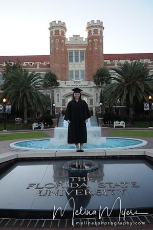 Hannah's Graduation Images