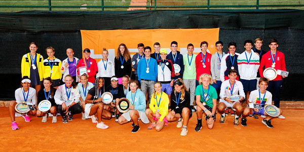 Tennis Europe Junior Masters 2019