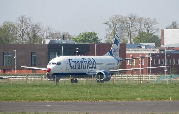 Aviation April 2020