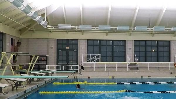 Diving Practice 3-13