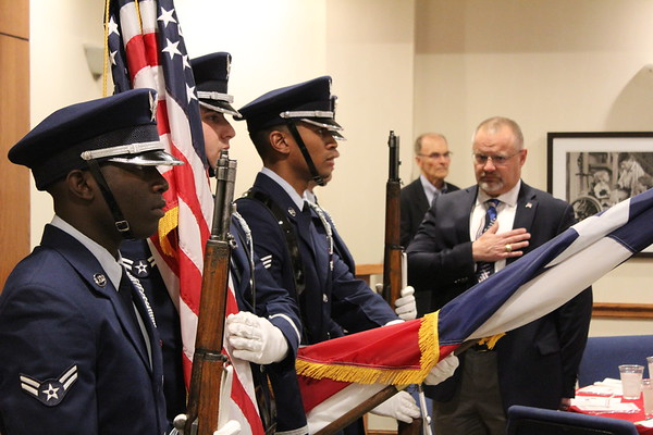 2018 Hospice Veterans Salute