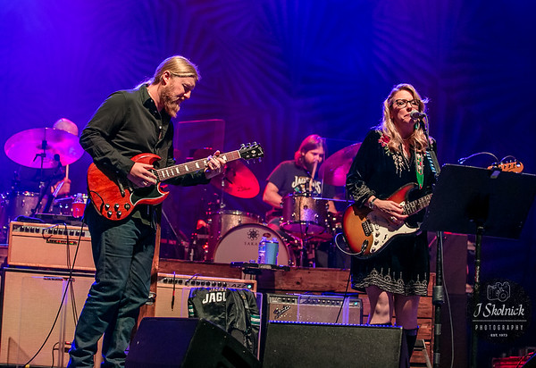 1/14/18 Tedeschi Trucks Band at Sunshine Music Fest Boca Raton