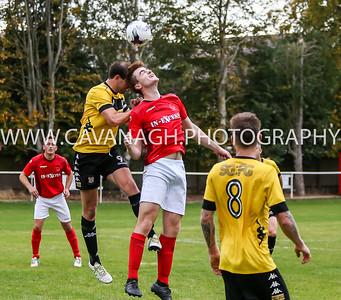 Downton FC v Alton FC