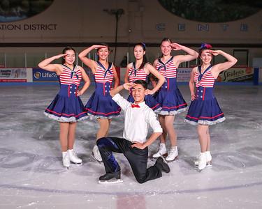 Columbine Figure Skating Club  Ice Show