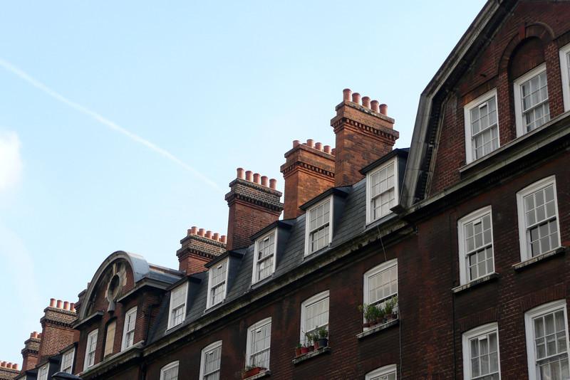 Chimneys. London