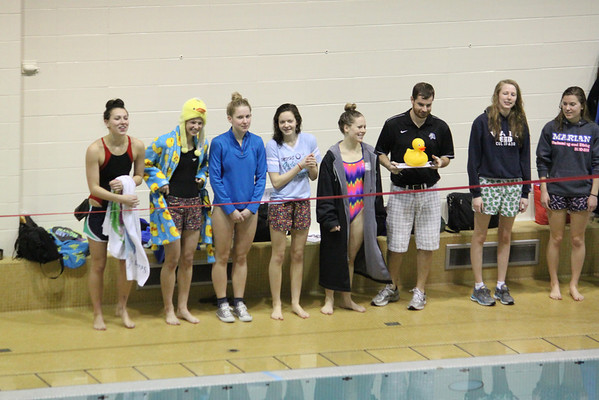 2014 MNHS Swim at Westside Invite